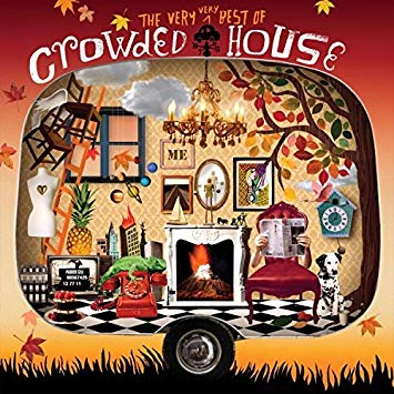 Crowded House 'The Very Very Best Of Crowded House' 2xLP