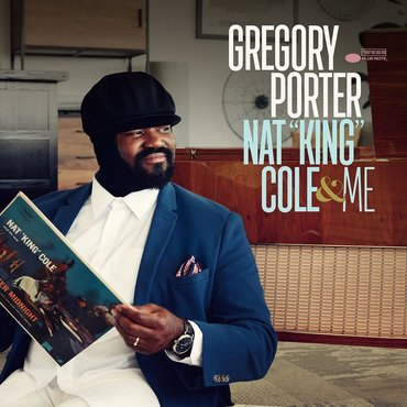 "Gregory Porter 'Nat ""King"" Cole and Me' 2xLP"