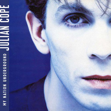 Julian Cope 'My Nation Underground' LP