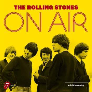 The Rolling Stones 'On Air' 2xLP