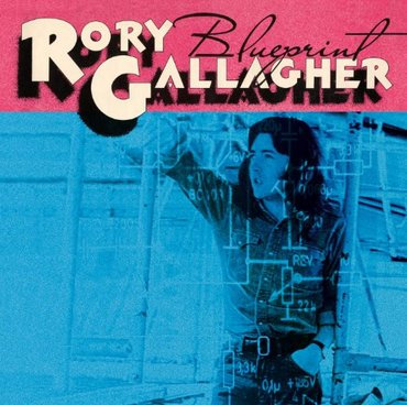 Rory Gallagher 'Blueprint' LP