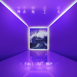 Fall Out Boy 'Mania' LP