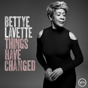 Betty LaVette 'Things Have Changed' 2xLP