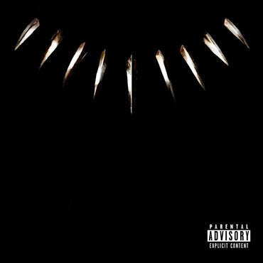 Various 'Black Panther' 2xLP