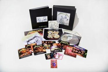 Metallica '...And Justice For All' Box Set