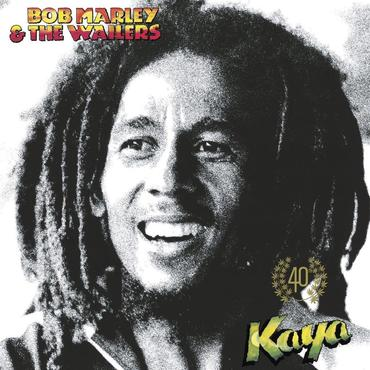 Bob Marley and The Wailers 'Kaya 40' 2xLP