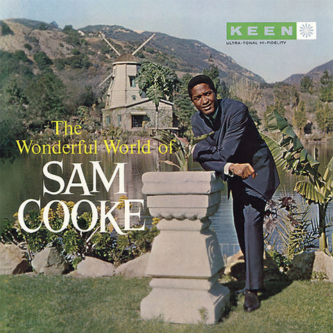 Sam Cooke 'The Wonderful World Of Sam Cooke' LP