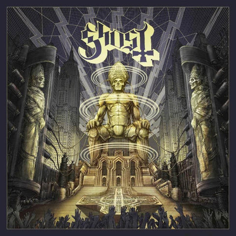 Ghost 'Ceremony and Devotion' 2xLP