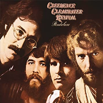 Creedence Clearwater Revival 'Pendulum (Half Speed Master)' LP