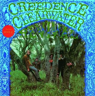 Creedence Clearwater Revival 'Creedence Clearwater Revival (Half Speed Master)' LP