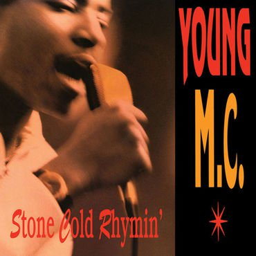 Young MC 'Stone Cold Rhymin'' LP