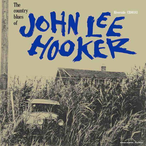 John Lee Hooker 'The Country Blues Of John Lee Hooker' LP
