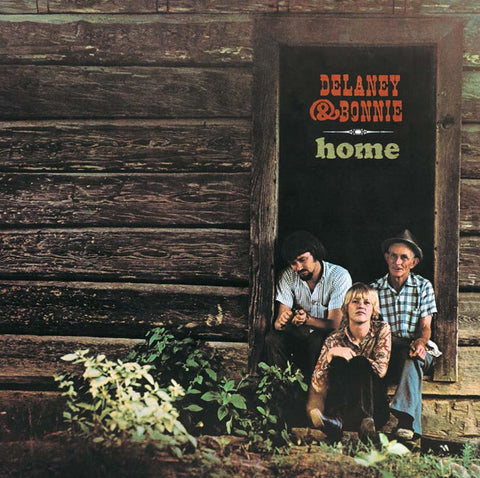 Delaney & Bonnie 'Home' LP