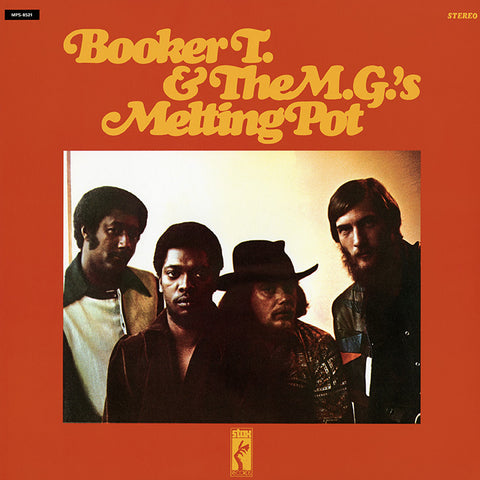 Booker T. & The M.G's 'Melting Pot' LP