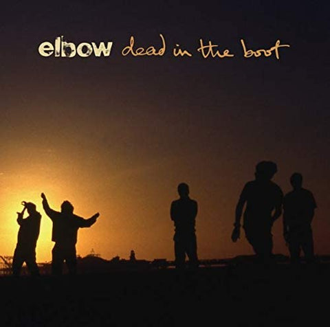Elbow 'Dead In The Boot' LP