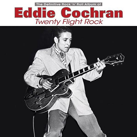 Eddie Cochran 'Twenty Flight Rock' 2xLP