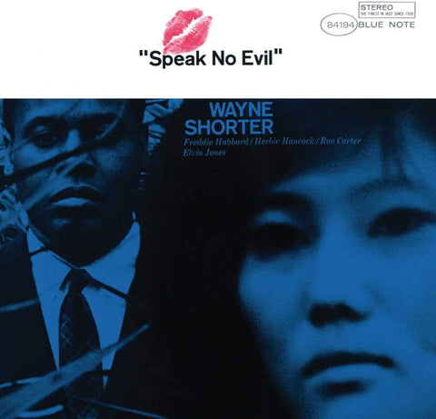 Wayne Shorter 'Speak No Evil' LP