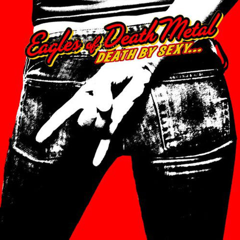Eagles Of Death Metal 'Death By Sexy' LP