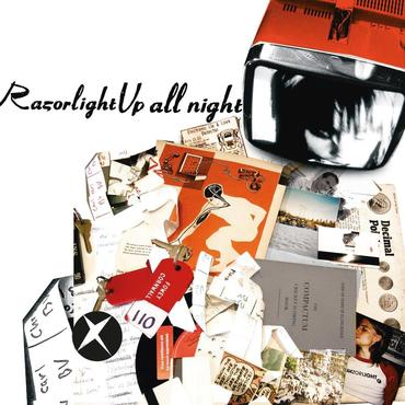 Razorlight 'Up All Night' LP