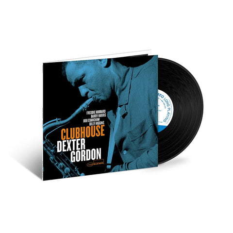 Dexter Gordon 'Clubhouse' LP