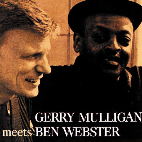 Gerry Mulligan 'Gerry Mulligan meets Ben Webster' LP