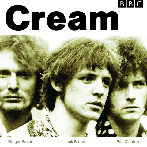 Cream 'BBC Sessions' 2xLP