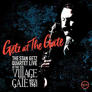 The Stan Getz Quartet 'Getz At The Gate' 3xLP