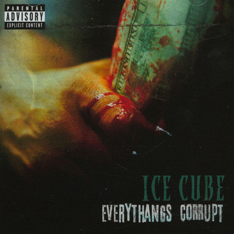 Ice Cube 'Everythangs Corrupt' 2xLP