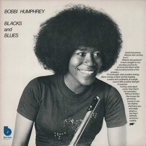 Bobbi Humphrey 'Blacks and Blues' LP