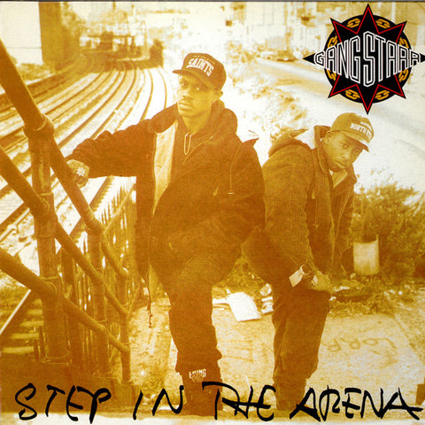 Gang Starr 'Step In The Arena' 2xLP