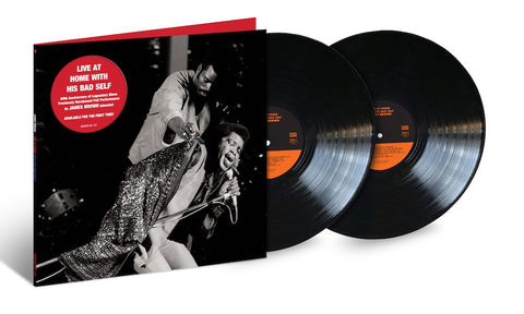 James Brown 'Live At Home With His Bad Self' 2xLP