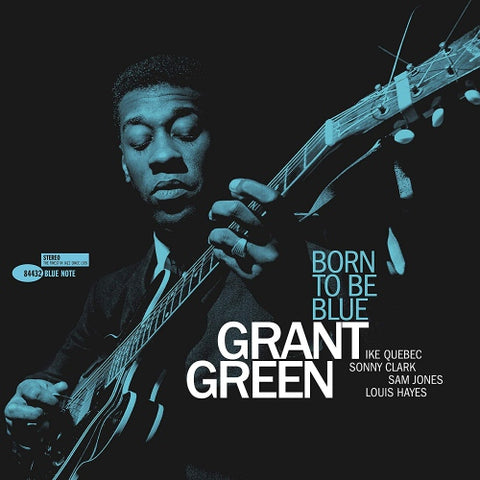 Grant Green 'Born To Be Blue' LP
