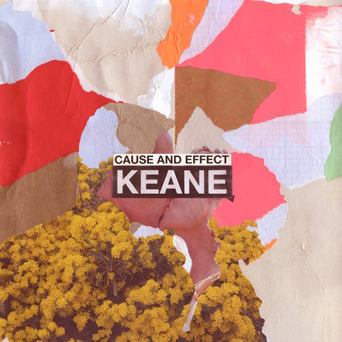 Keane 'Cause & Effect' LP
