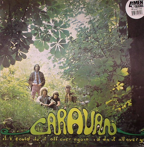 Caravan 'If I Could Do It All Over Again, I'd Do It All Over You' LP
