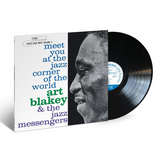 Art Blakey & The Jazz Messengers 'Meet You At The Jazz Corner Of The World' LP