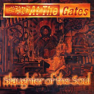 At The Gates 'Slaughter Of The Soul' LP