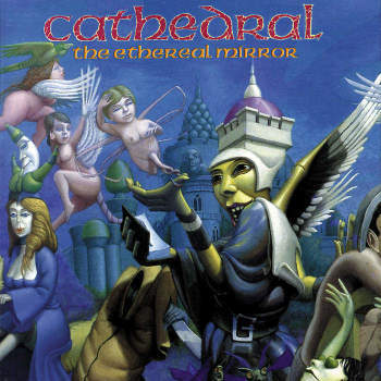 Cathedral 'The Etheral Mirror' LP