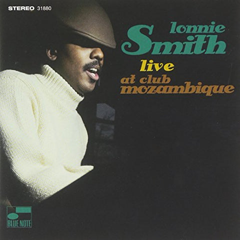 Lonnie Smith 'Live At Club Mozambique' 2xLP