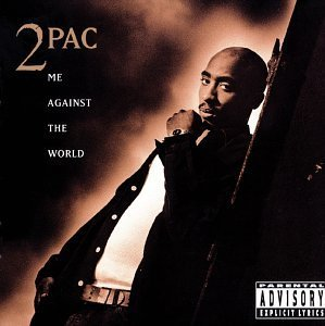 2Pac 'Me Against The World' 2xLP