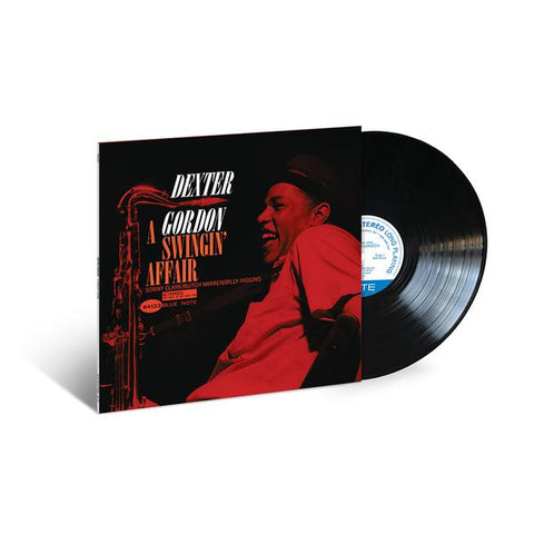 Dexter Gordon 'A Swingin' Affair' LP