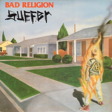 Bad Religion 'Suffer' LP