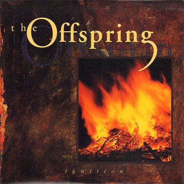 The Offspring 'Ignition' LP