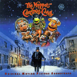 Various 'The Muppet Christmas Carol' LP