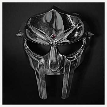 JJ Doom 'Bookhead EP' 12""