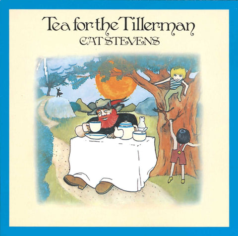 Yusuf / Cat Stevens 'Tea For The Tillerman' LP