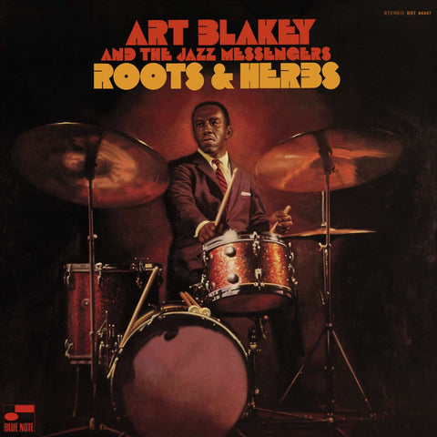 Art Blakey & The Jazz Messengers 'Roots & Herbs (Tone Poet Series)' LP