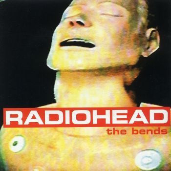 Radiohead 'The Bends' LP