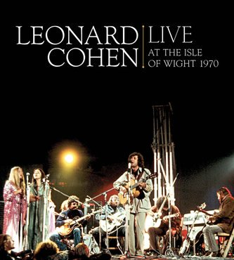 Leonard Cohen 'Live At The Isle Of Wight 1970' 2xLP