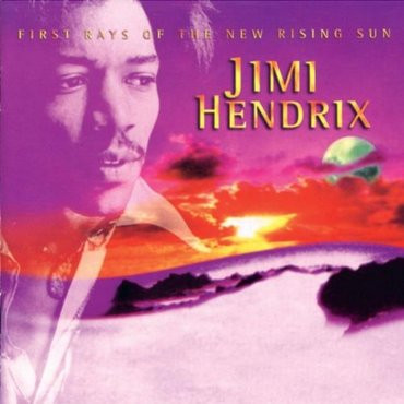 Jimi Hendrix 'First Rays Of The New Rising Sun' 2xLP