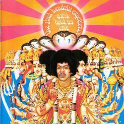 The Jimi Hendrix Experience 'Axis: Bold As Love' LP
